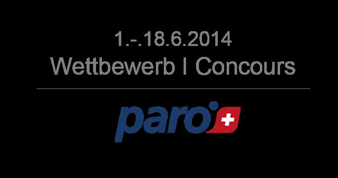 paro Wettbewerb Logo für Blog